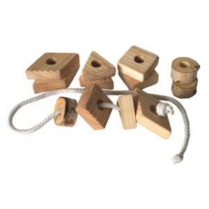 Игрушки с веревкой